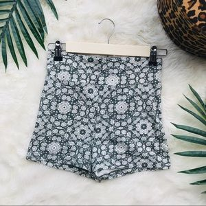 Charlotte Russe Cloth Shorts